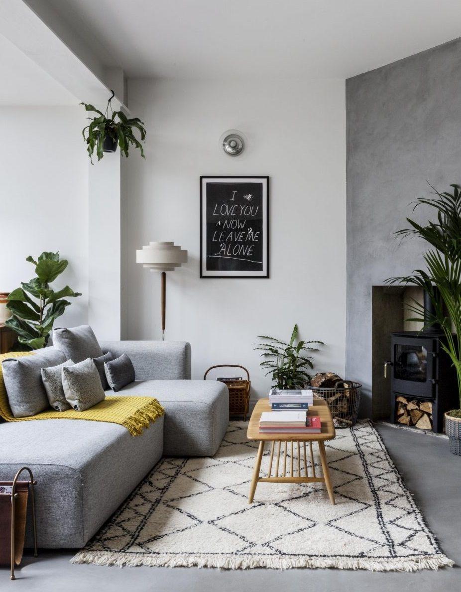 De Beauvoir Cottage Scandinavian Style In London The Nordroom In 2021 Living Room Scandinavian Living Room Designs Minimalist Living Room Scandinavian decor living room