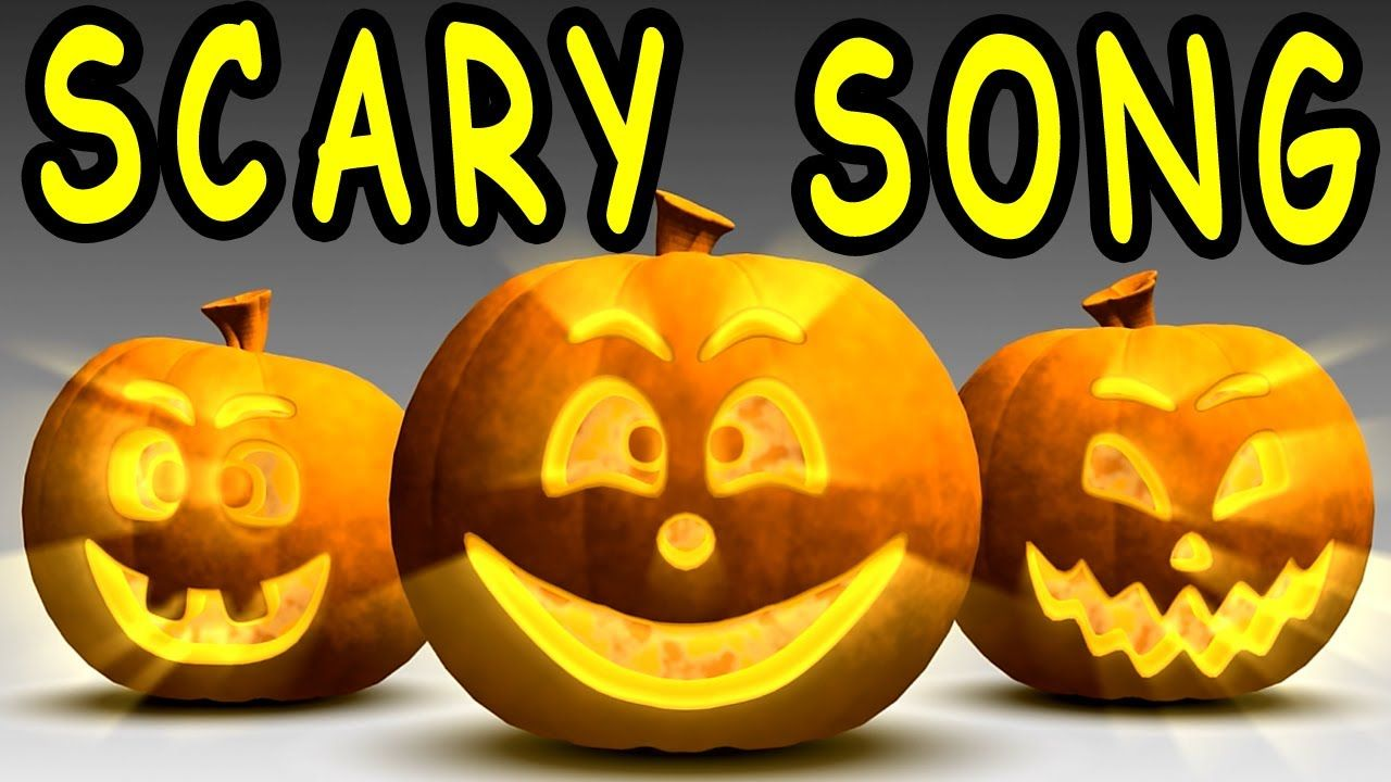Halloween Songs for Children -- Scary Halloween Song -- Kids Songs ...