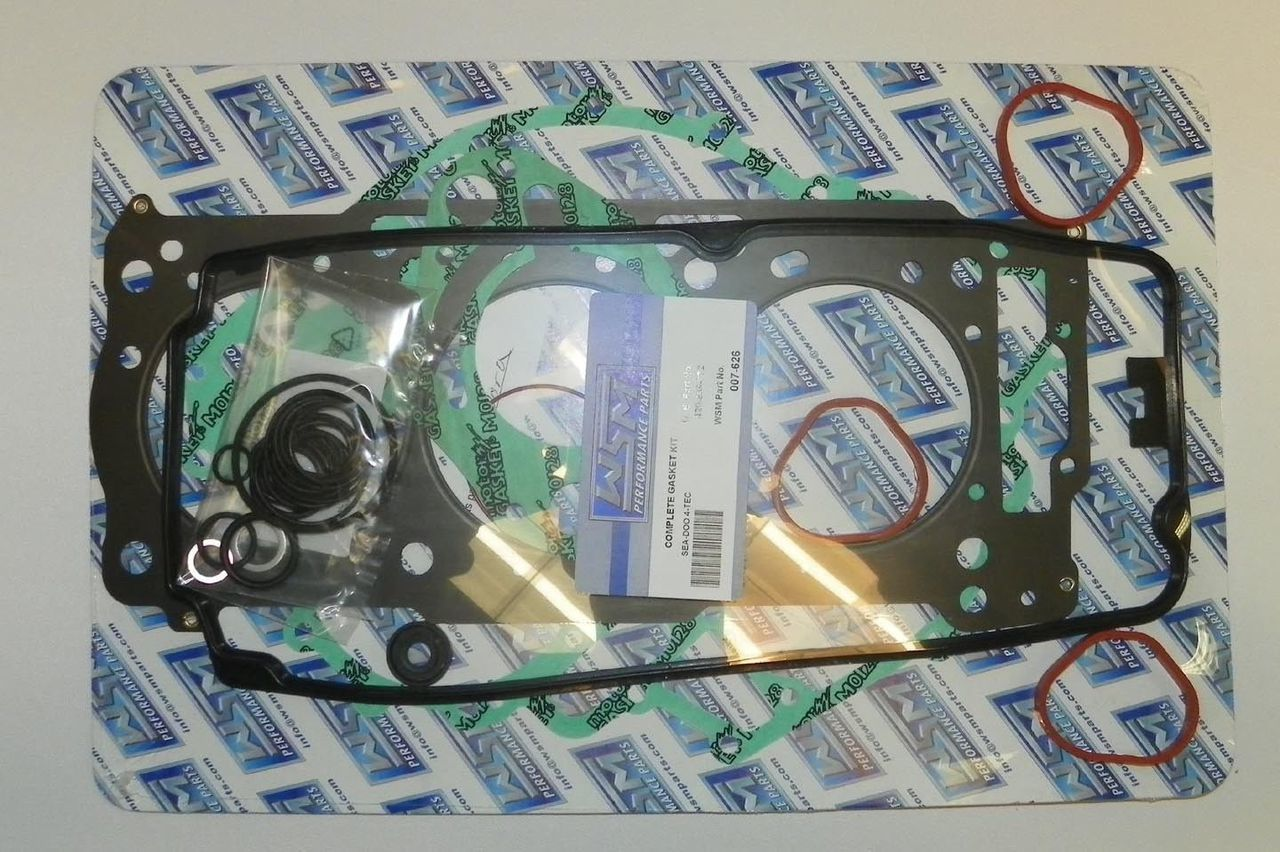 420890082 WSM SeaDoo 1503 4-Tec Top End Gasket Kit PWC 007-626-01 OE 420296565