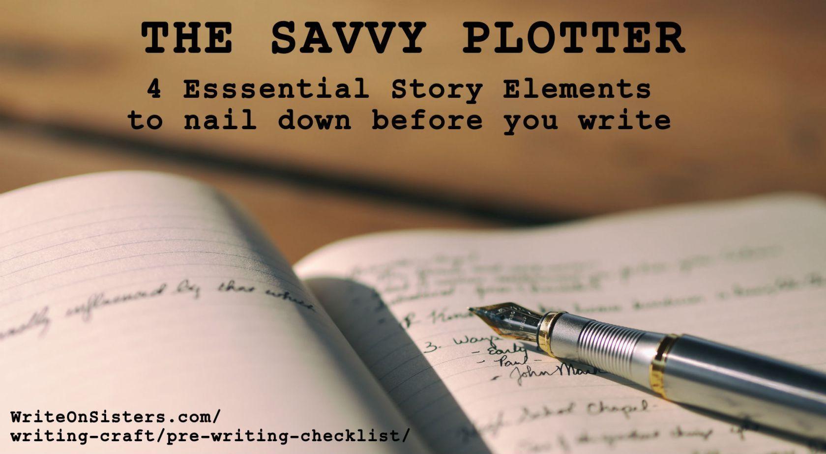 A PreWriting Checklist Writing, Pre writing