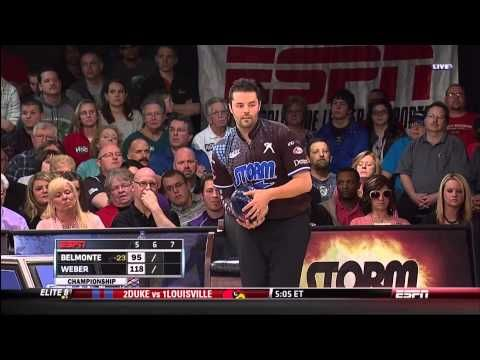 Pba Tournament Of Champions Jason Belmonte Pete Weber 3 31 13 Youtube Youtube Talk Show Tournaments