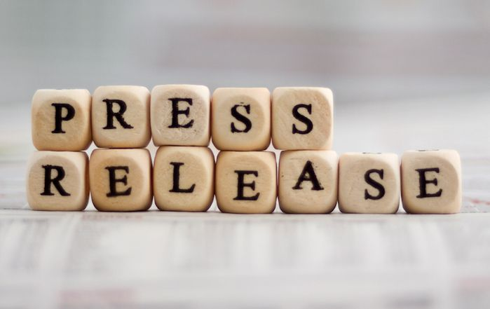 The Perfect Press Release Template Work Pinterest - press release template