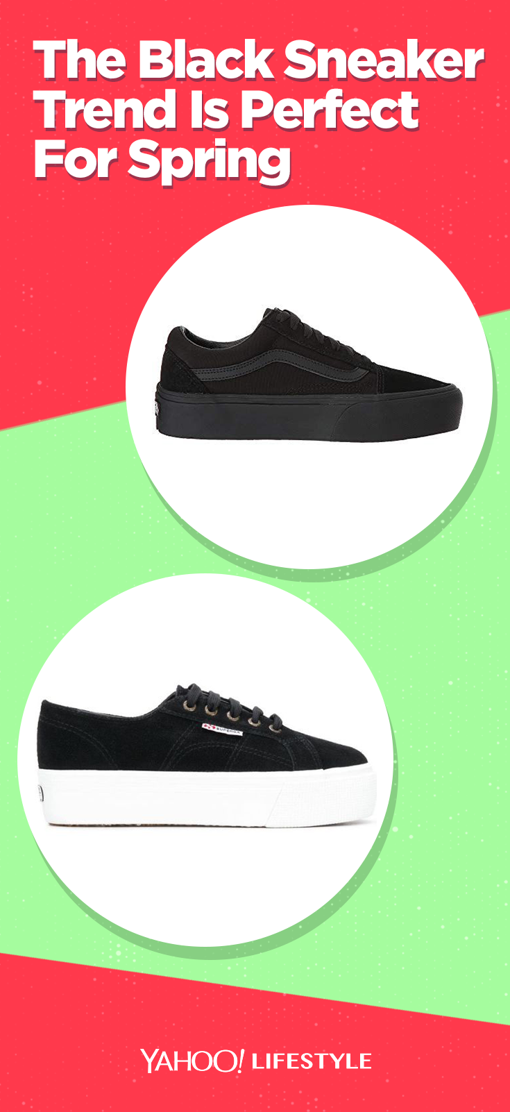 The 2019 sneaker trend that fashionable