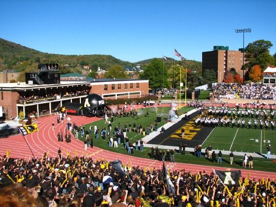 Appalachian State University football.. Thought You Knew