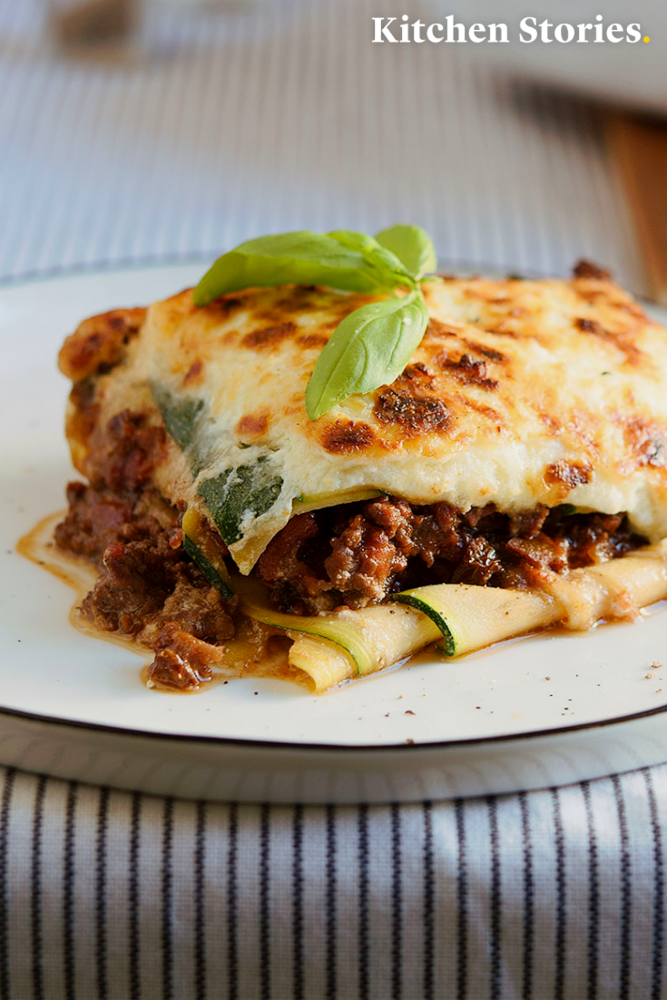 Photo of Delicious low-carb lasagna with zucchini: recipe Kitchen St …