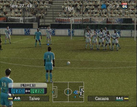 Pro Evolution Soccer 2,3,4,5 et 6 - PS2