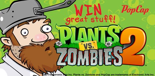 Win the original Plants vs. Zombies on Nintendo DS or PC/Mac!