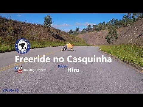 Freeride for fun Drop do Casquinha - Rider Hiro - 20/06/15 - YouTube