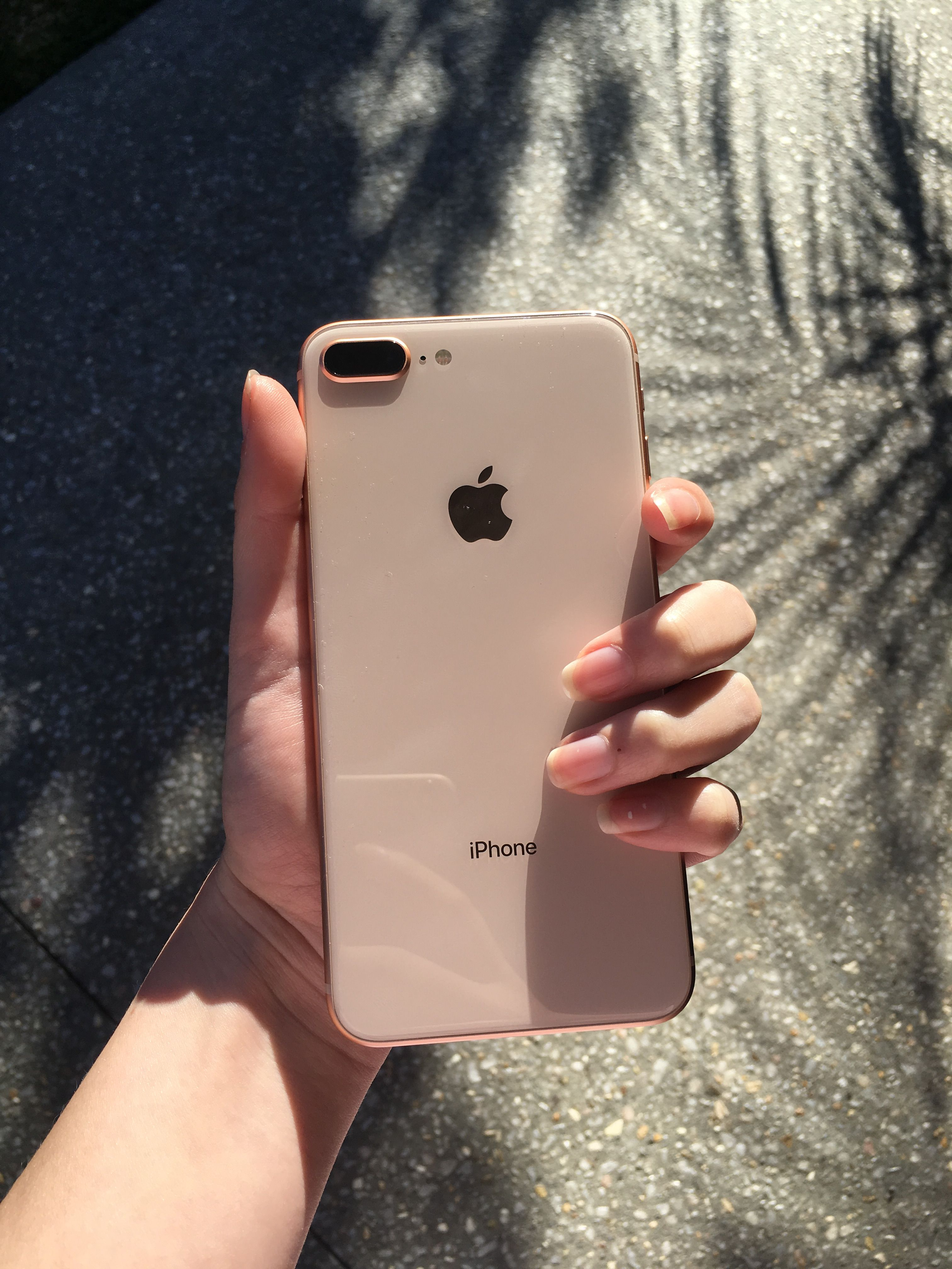 Apple Product Iphone 8 Plus Rosegold Technology Iphone8plus