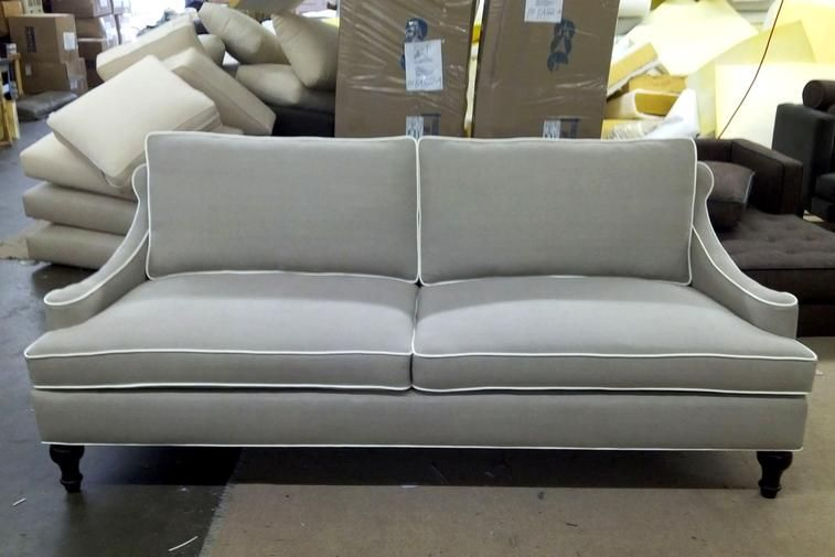 Beau Custom Sofa, Traditional Sofa, Transitional Sofa, Custom Sofa Chicago, Custom  Sofa New