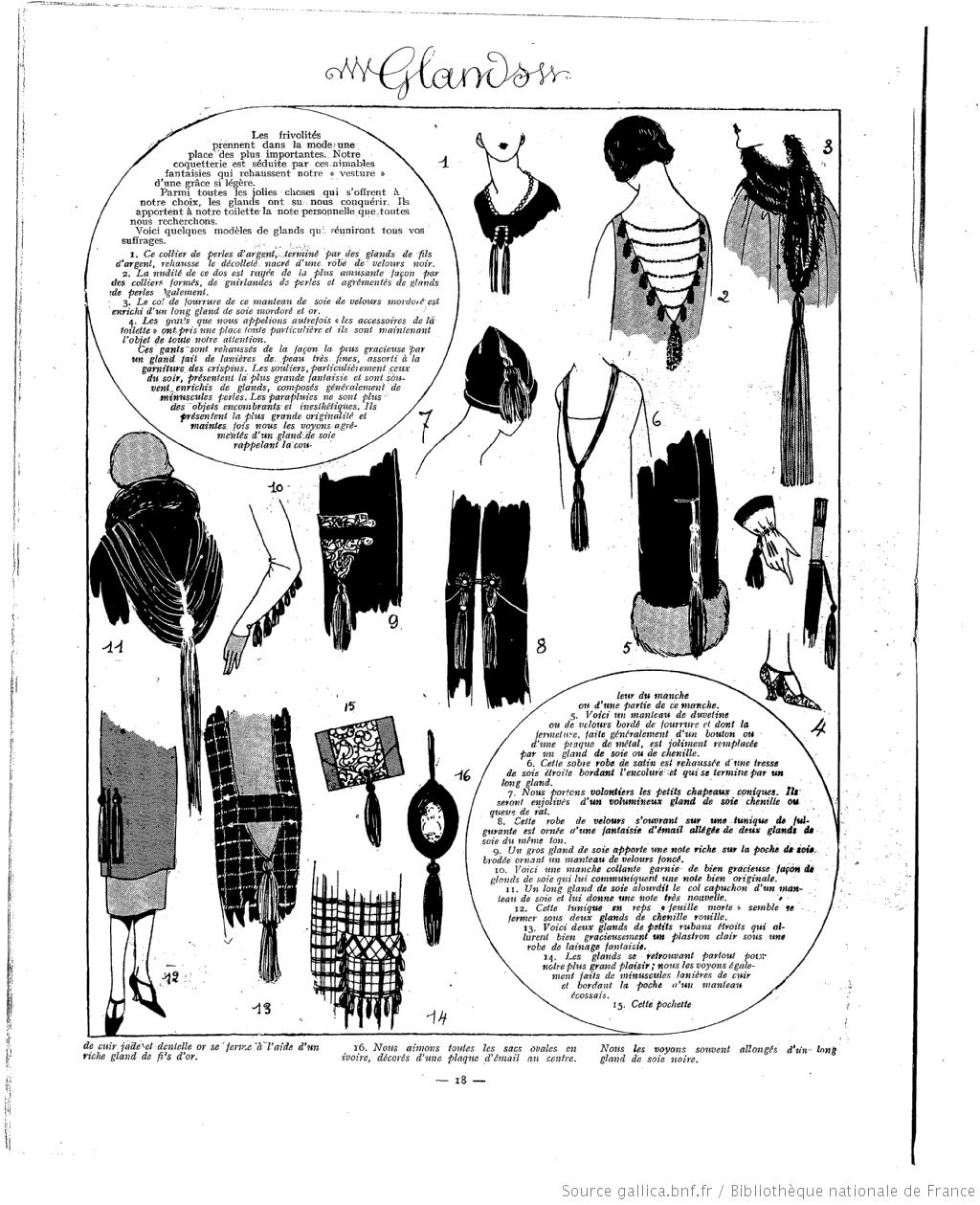 La Femme de France [ | 1920\'s | Pinterest | Etiquetas y Coser