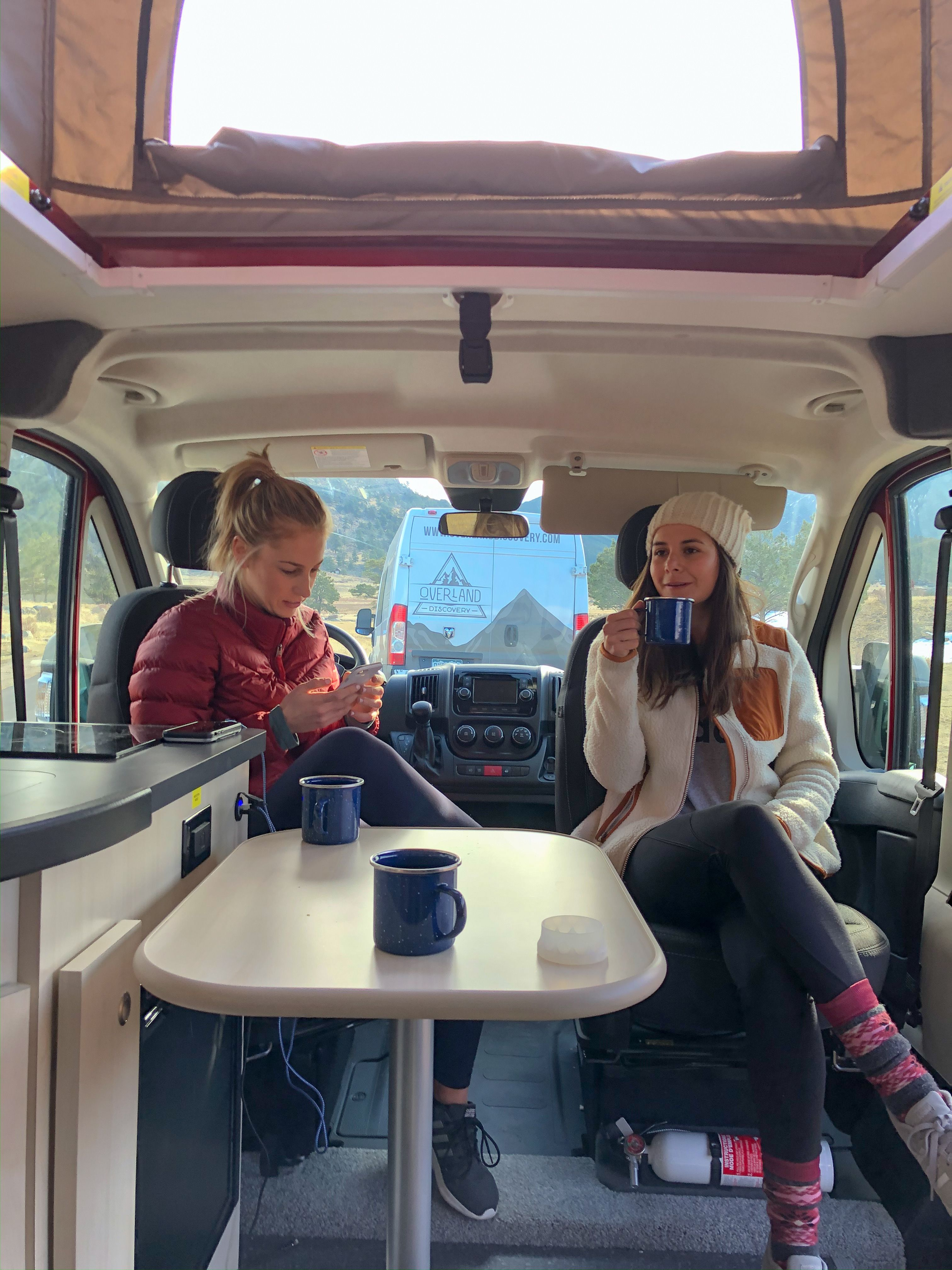 Morning Coffee In Rocky Mountain National Park In 2020 Rv Rental