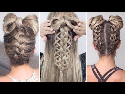 The Most Beautiful Extremely Long Hair Girls Of Instagram And Musical Ly Youtube Hair Styles Hair Tutorial Easy Hairstyles