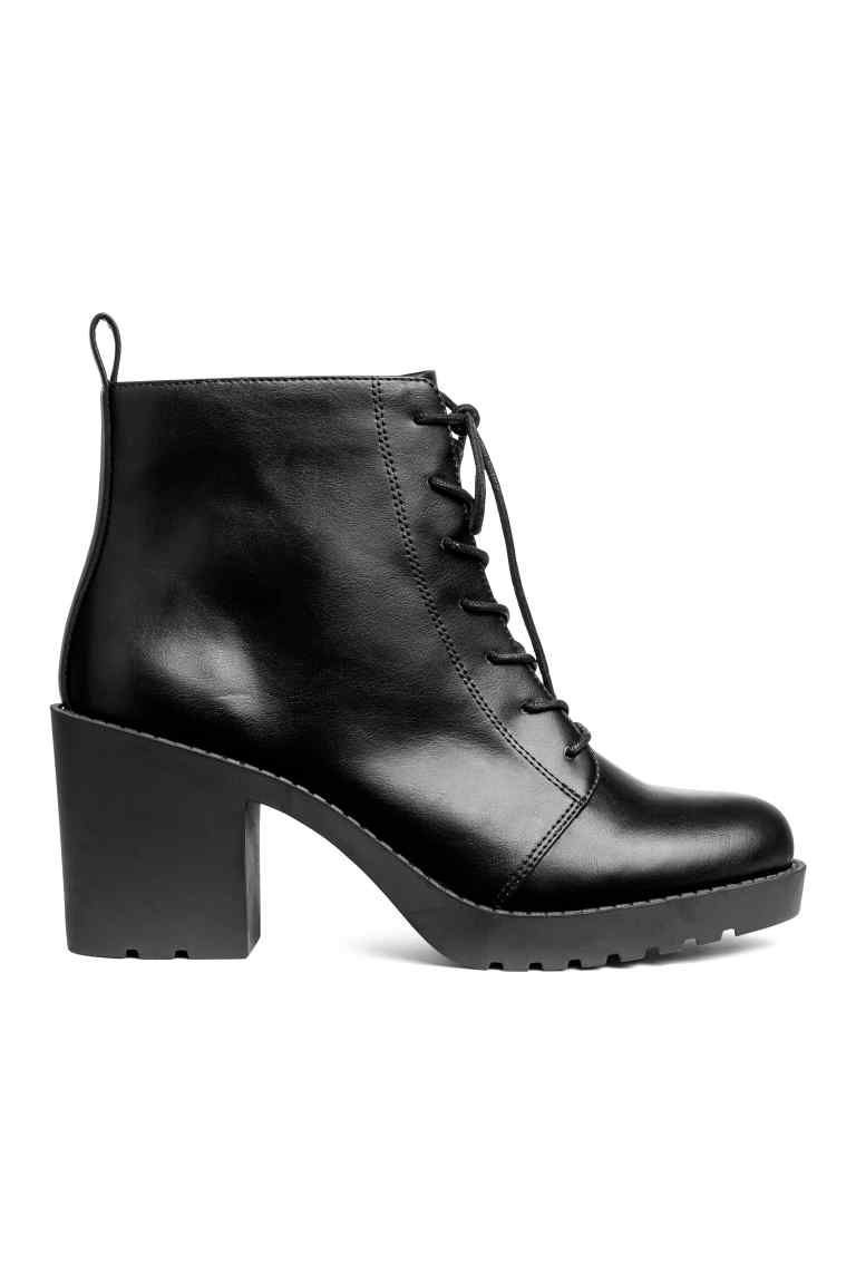 4cf1804ae8b Боти - Черен - ЖЕНИ | H&M BG Women's Shoes Sandals, Tap Shoes, Dress