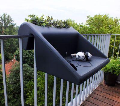 Balkonzept zum Aufhängen / für den Balkon - mit integriertem ...