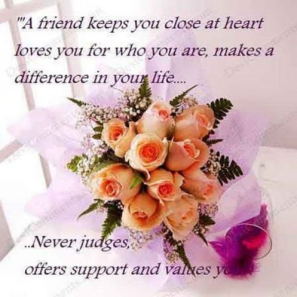 friendship message quotes