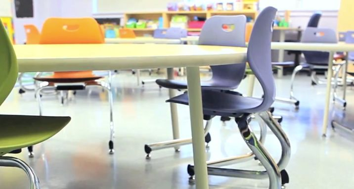 Delicieux KI Education Furniture Solutions Transform Pan American Academy Charter  School
