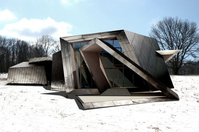 Awesome architecture from studio daniel libeskind
