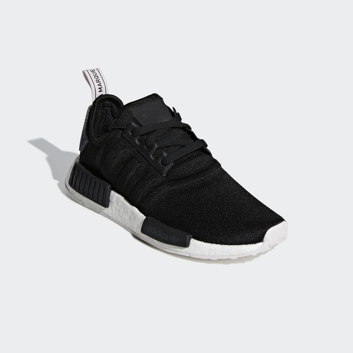 7cf431902e11a NMD R1 Shoes Core Black 11 Womens Black Nmd