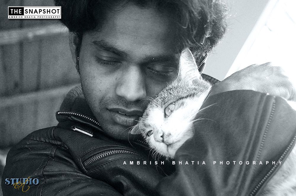 Ambrish Bhatia Photography: Indian Male Model and Actor Abhinesh Yadav