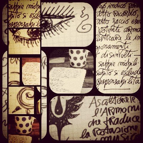 #writing #art #colors #draw #poetry #notebookism #lomography #weird #ink