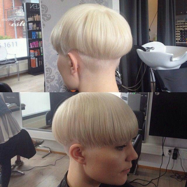 Bowl Bowls Amp Bi Levels Short Hair Cuts Short Wedge