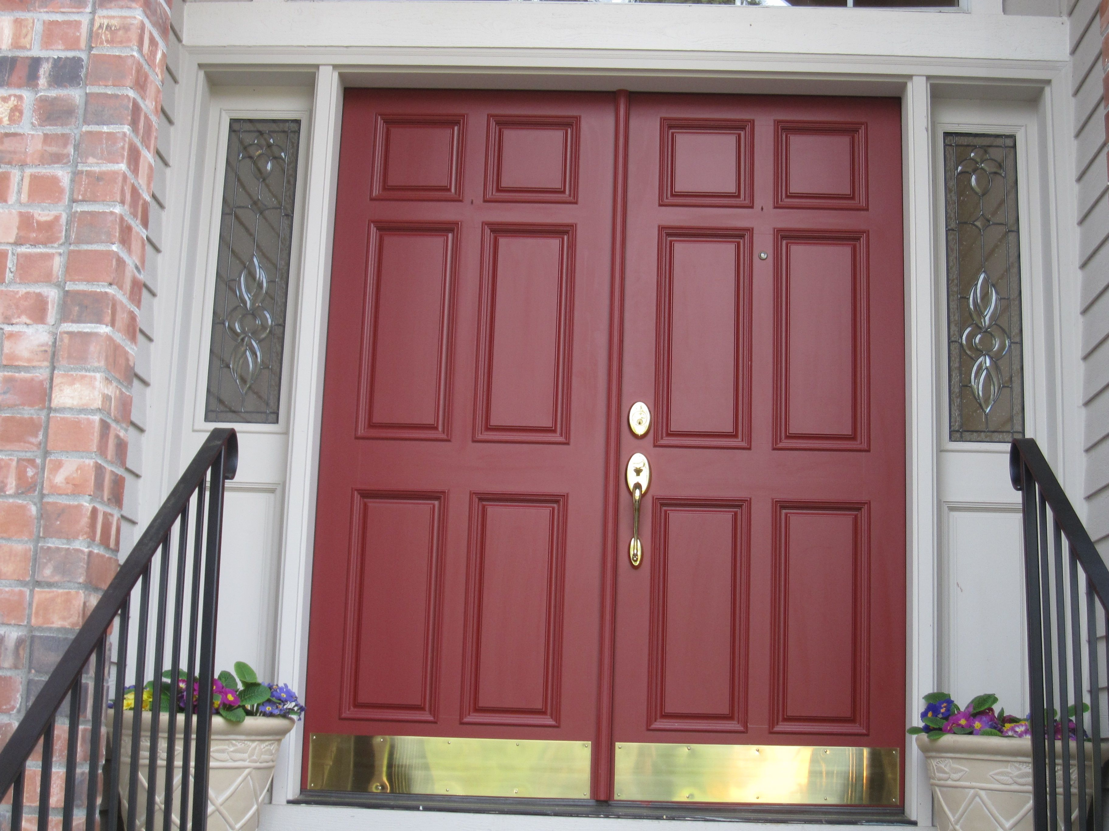 Feature Design Ideas Handsome Exterior Door Designs Canada House