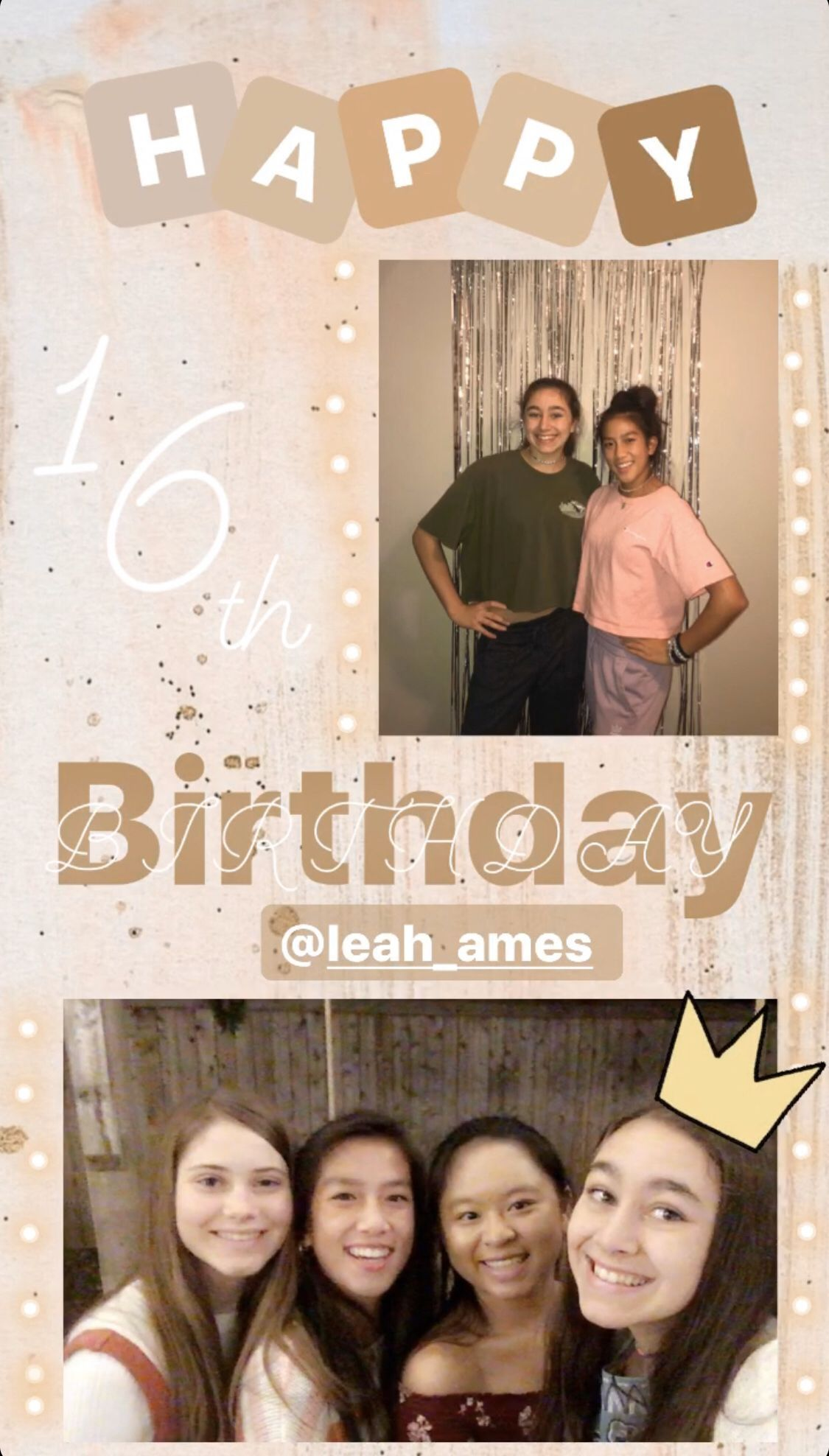 Super easy way to wish your friends happy birthday on