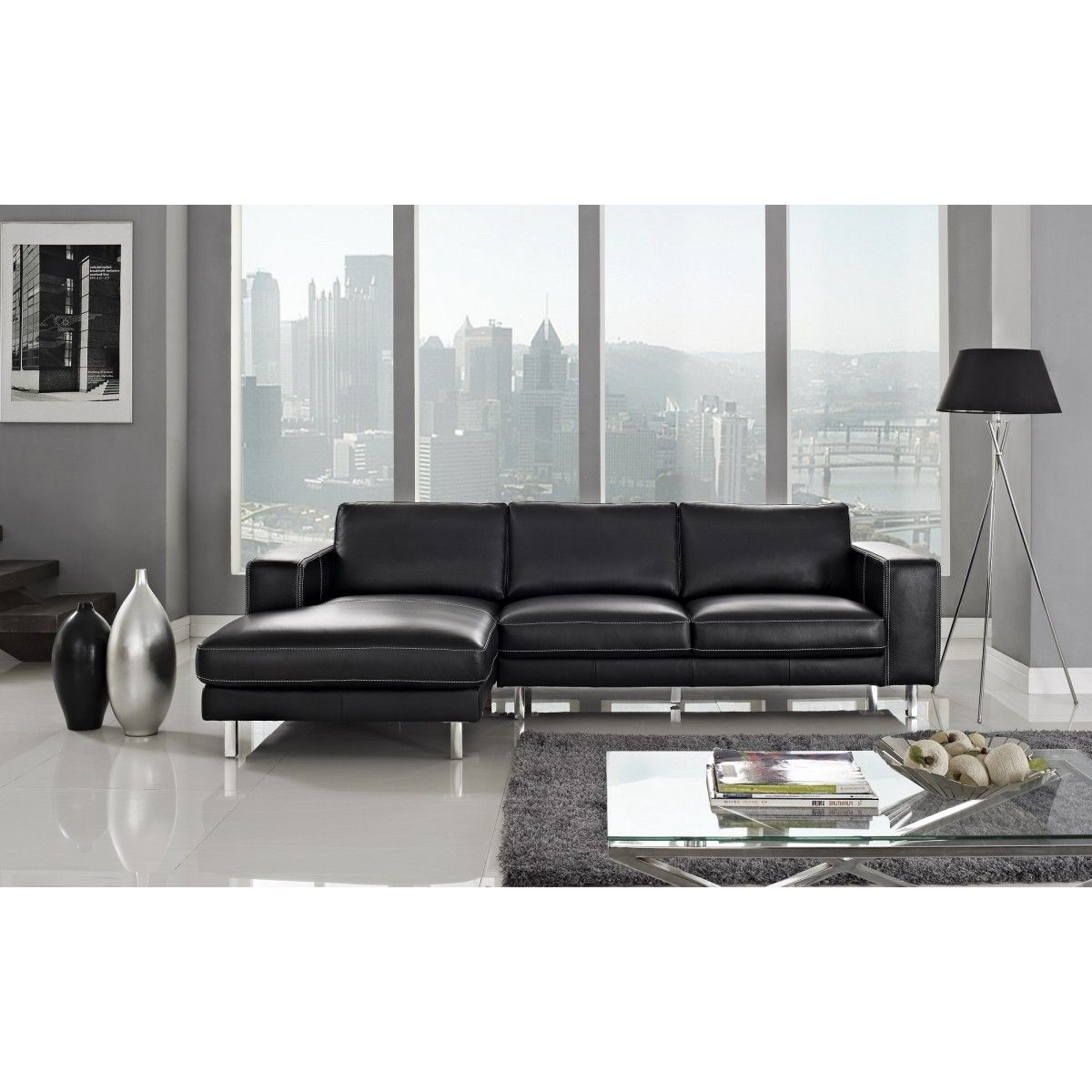 Anika Sectional Left Facing Chaise