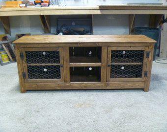 Credenza De Madera Rustica : Reclaimed wood credenza cabinet or vanity ikide