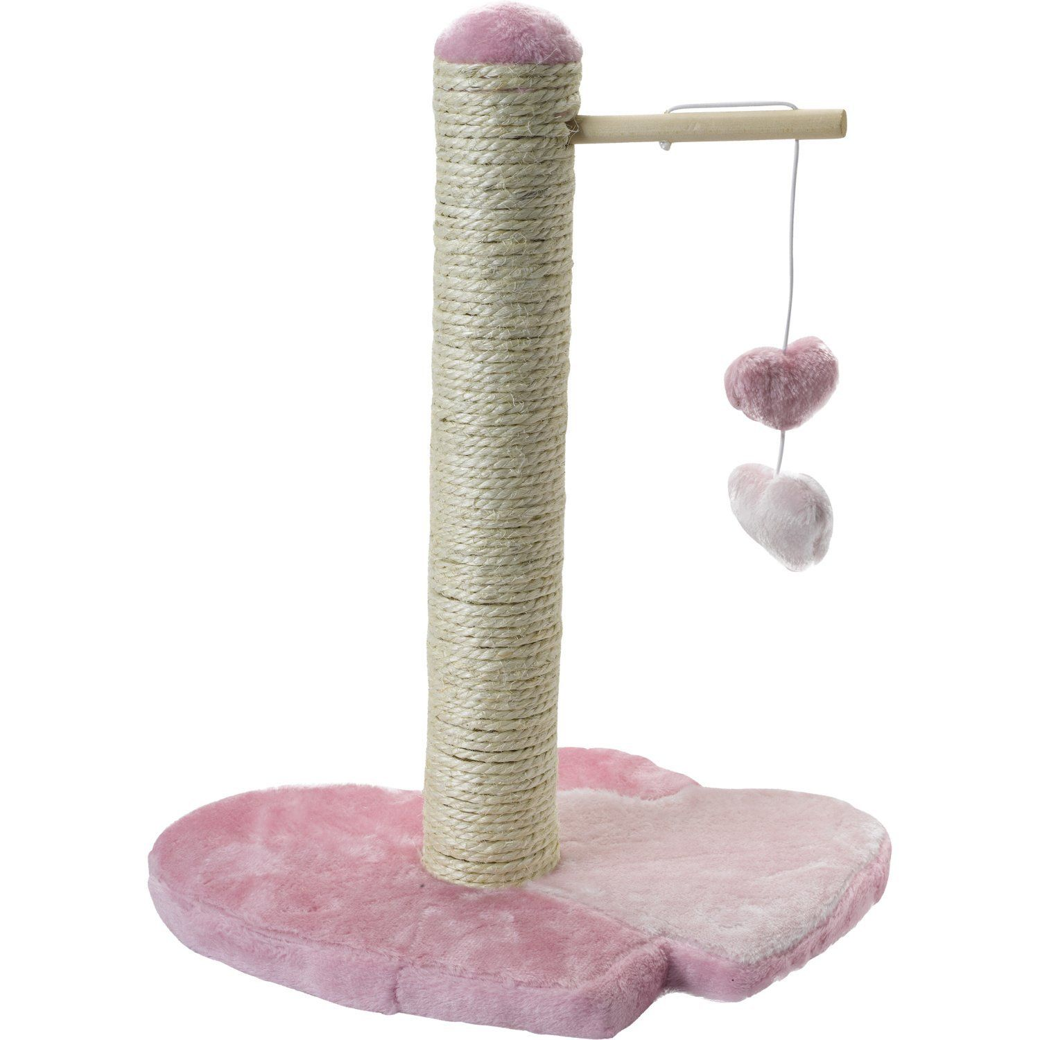 Cat Scratching Post Sisal Play Toy with Cat Toy Mouse