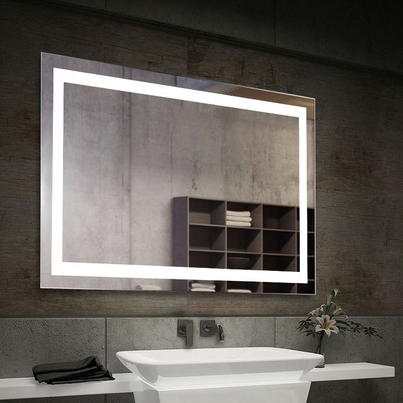 China Led Bathroom Mirror Factory Manufacturers Backlit Hotel