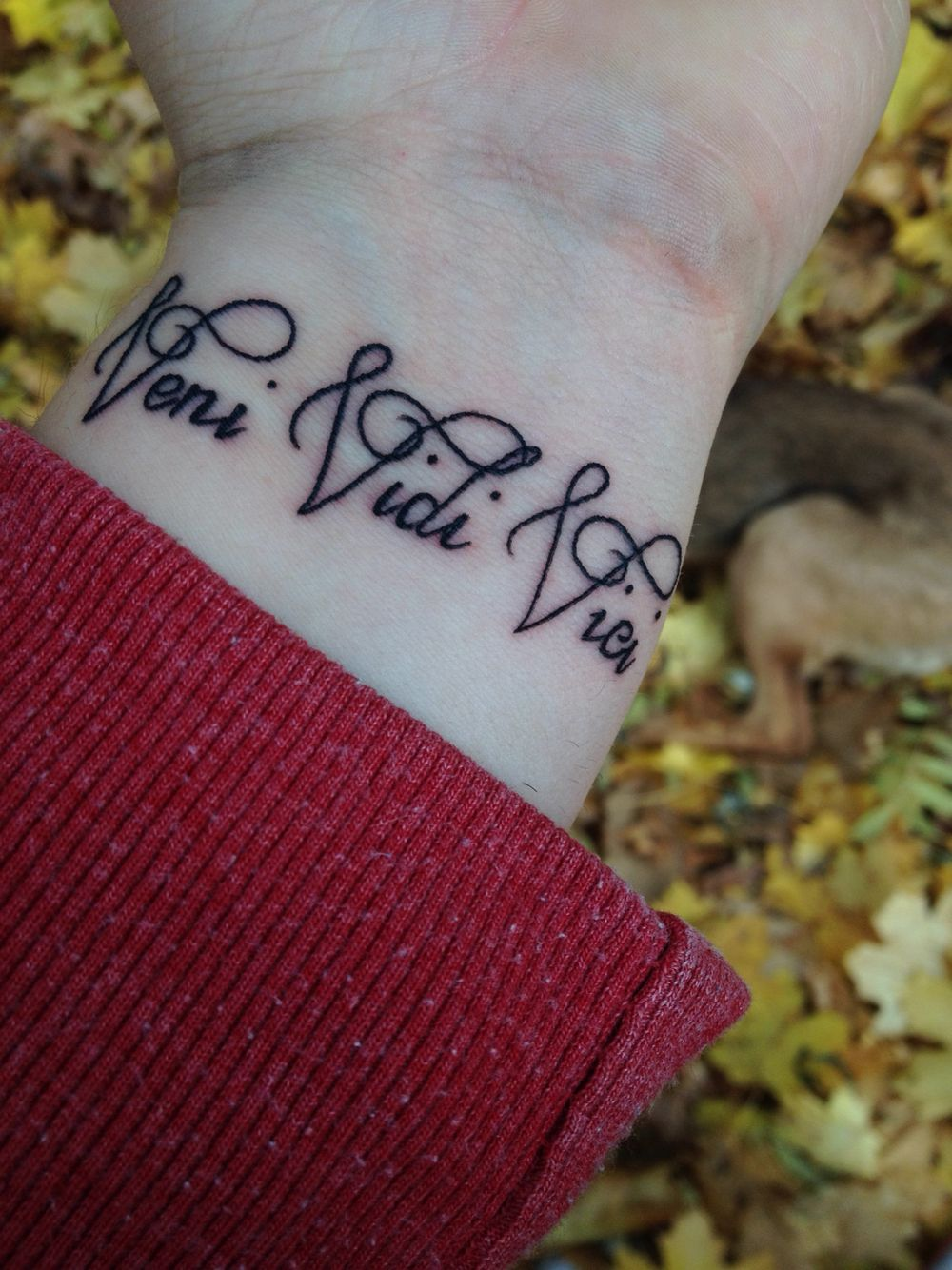 Veni vidi vici tattoos pinterest tattoo