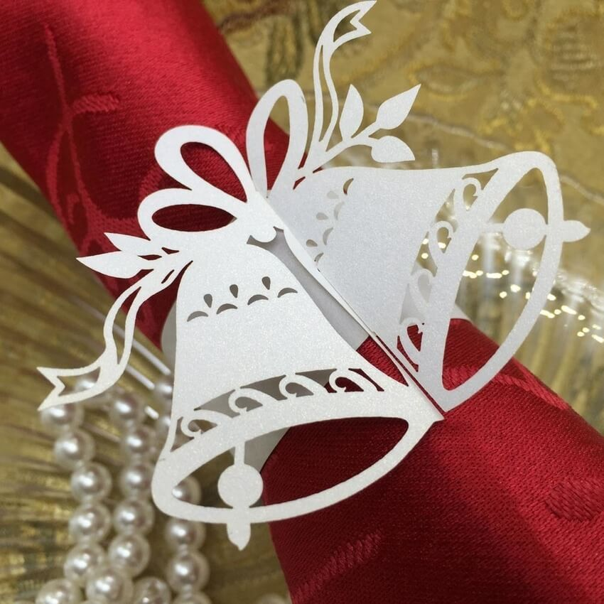 Hanging Wedding Bell Decorations Andon Makes Beautiful Wedding