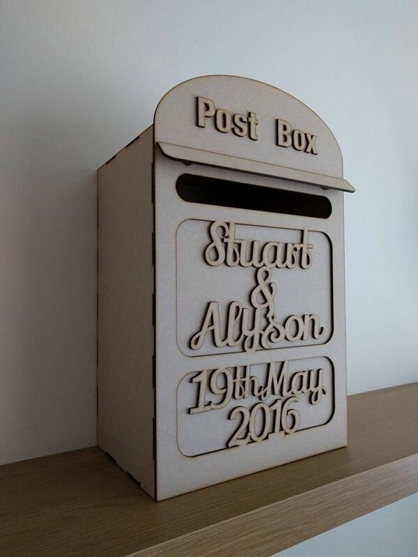 Wedding Post Box Mailbox Mail Box Postbox Post Box Wedding Cards Card Box Wedding Day English Pos Wedding Post Box Card Box Wedding Wedding Card Mailbox