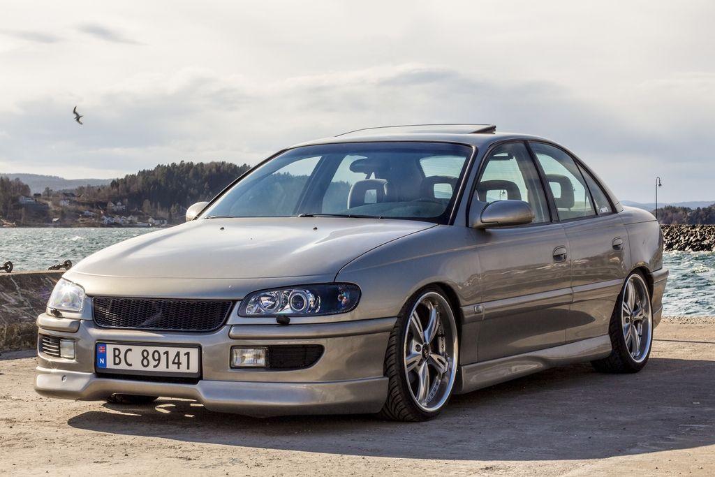 Opel Omega B Tuning 8 Tuning
