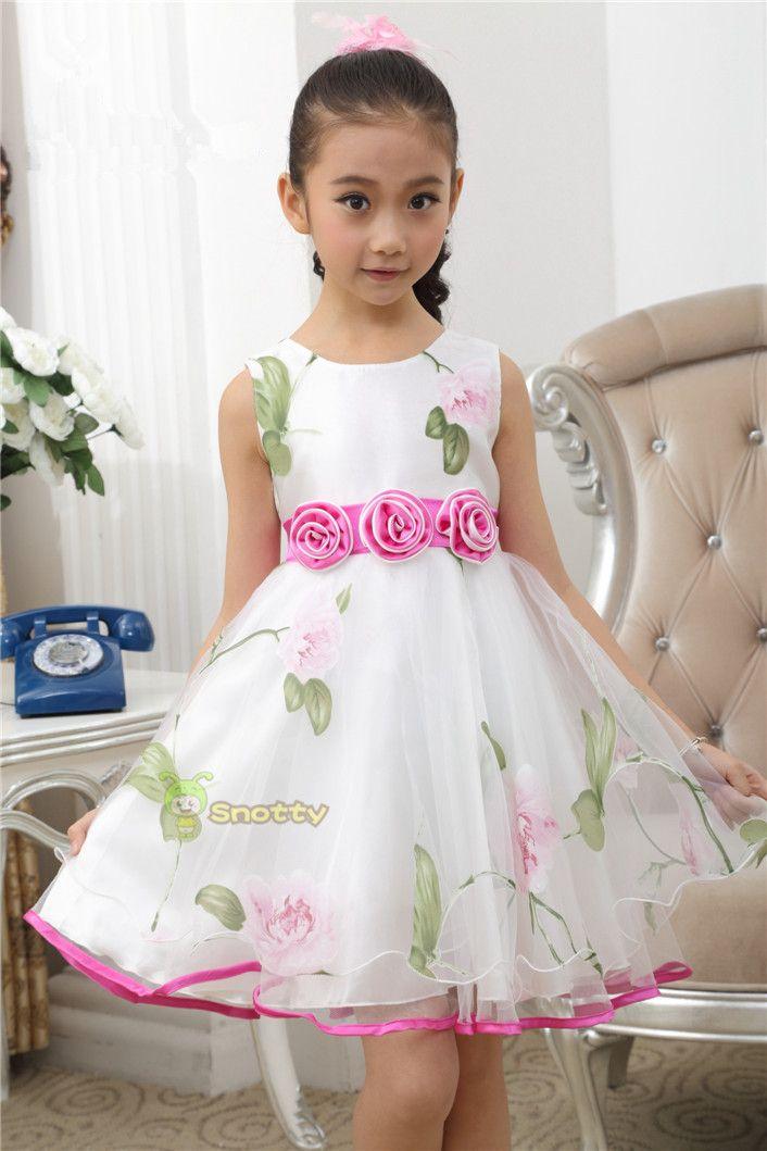 aa271f7f2 vestidos modernos para niñas de 6 años - Buscar con Google | ranaya ...