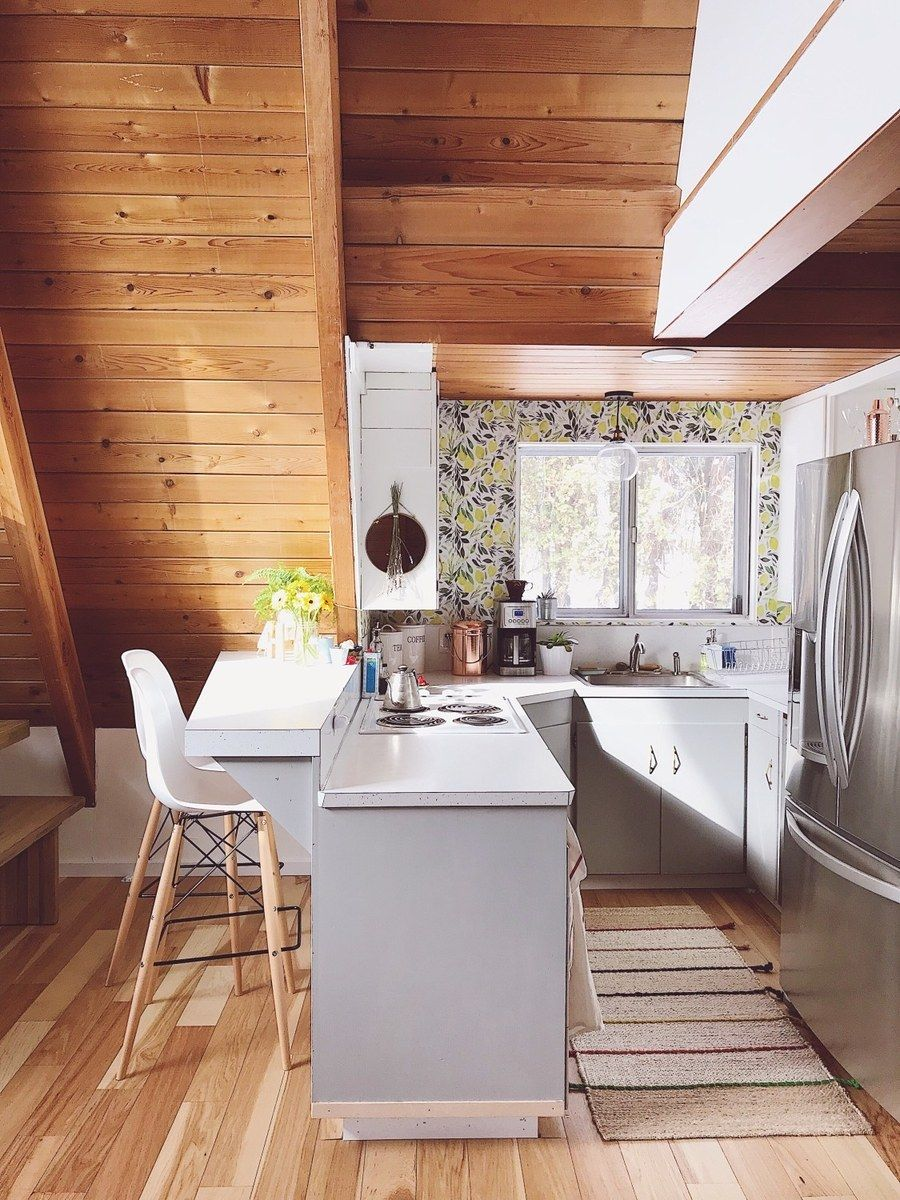 Coziest AFrame Airbnb Cabins to Rent This Fall Condé