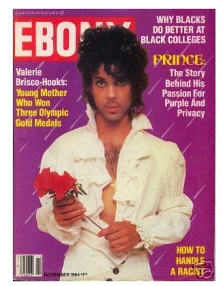 Prince Ebony Magazine An American Original Coverart