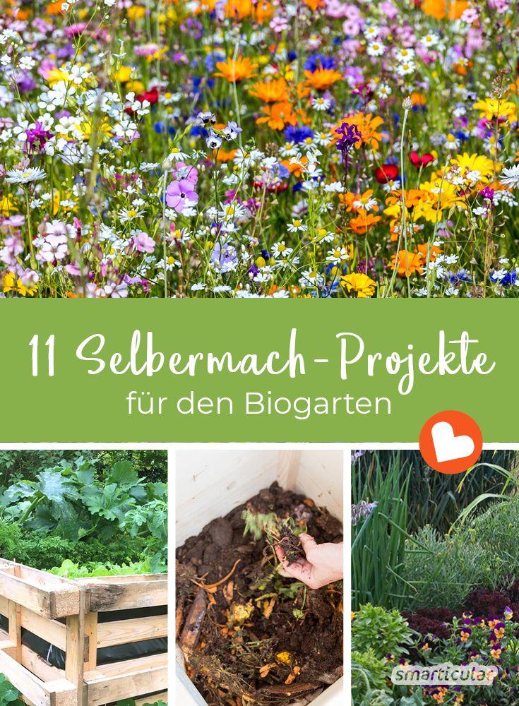 Photo of Biogarten: die 11 besten Projekte zum Selbermachen