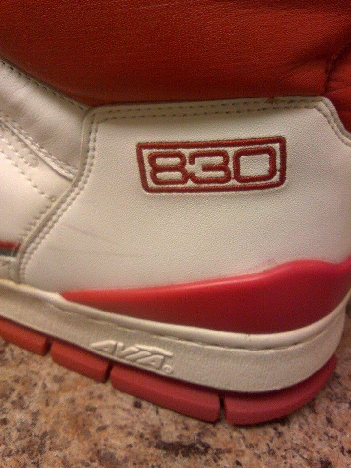 Vintage Avia 830 Basketball Shoes Sz 13 | eBay