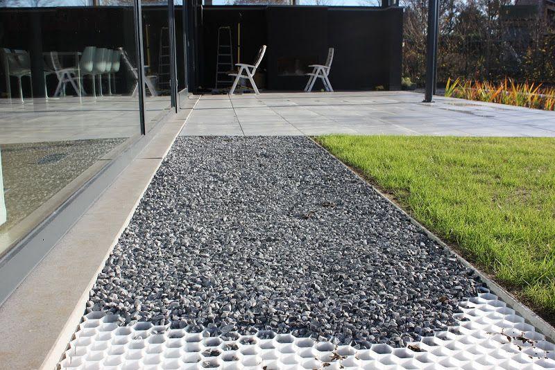 Gravelfix grusarmering gravelfix pinterest jard n for Pavimento jardin