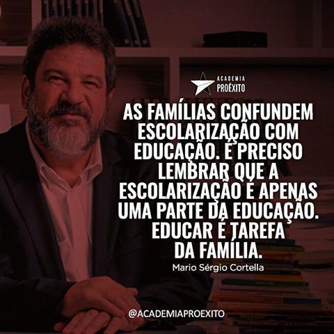 Resultado de imagem para as familias confundem escolarização e educação