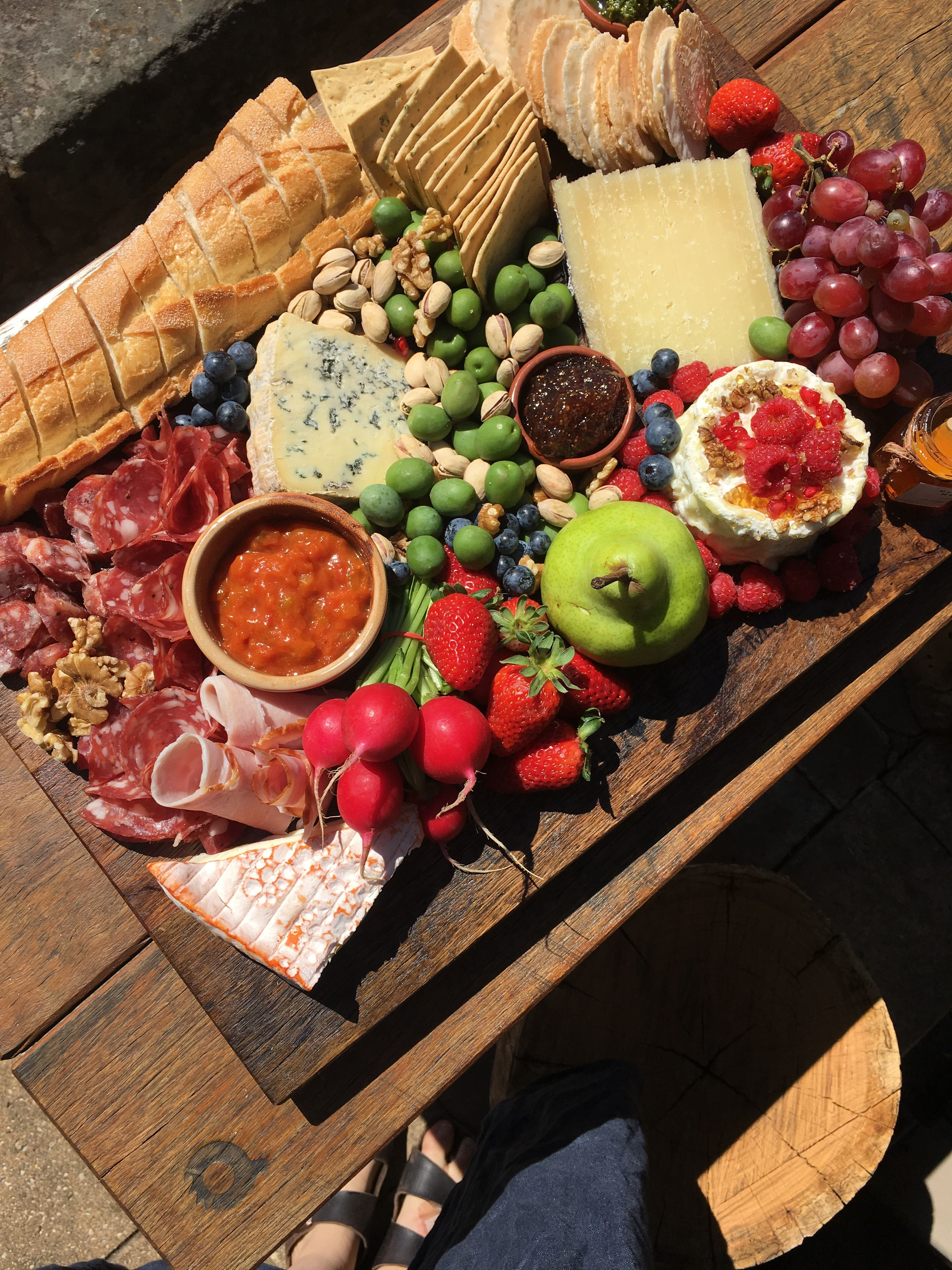 how to make a grazing platter