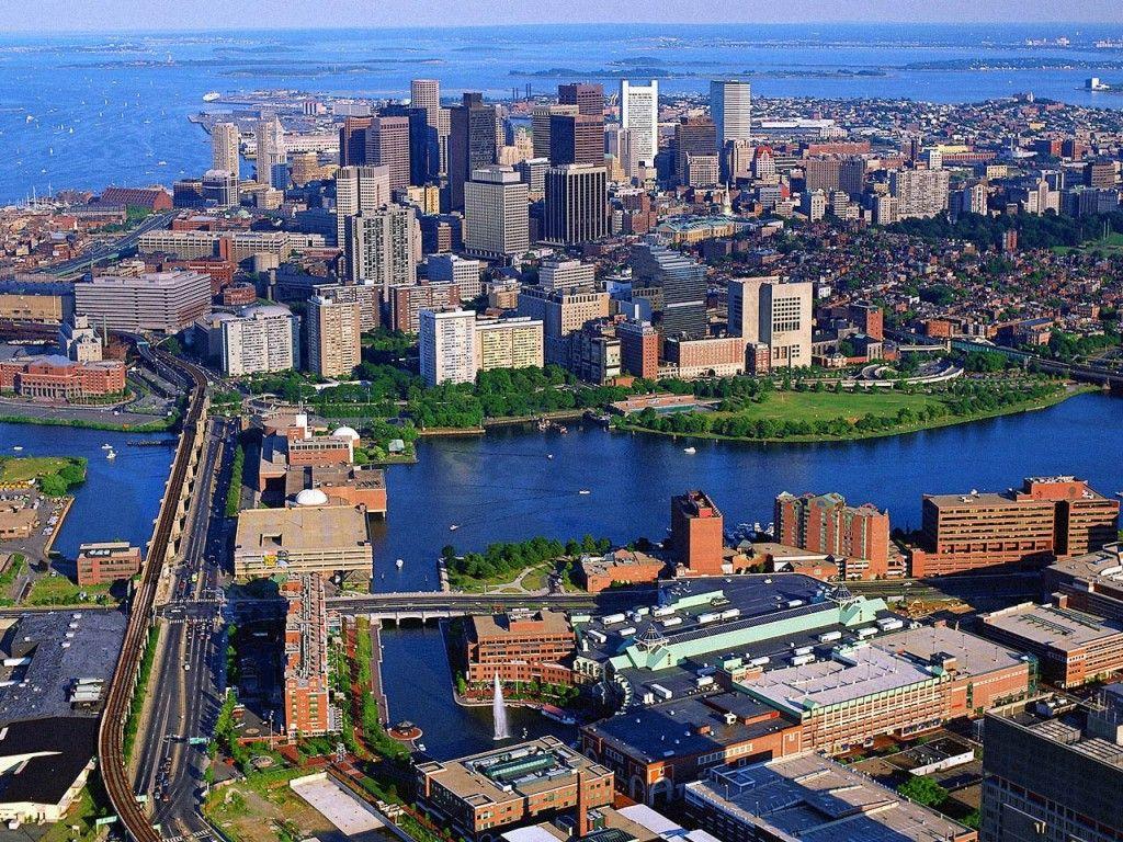 Excepcional Conheça a cidade de Boston, Massachusetts - Estados Unidos  VJ48