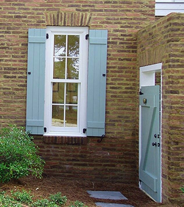 Board Batten Exterior Shutters Composite Wood Or Cedar Cypress Perfect For Craftsman Farmhouse Style Architecture