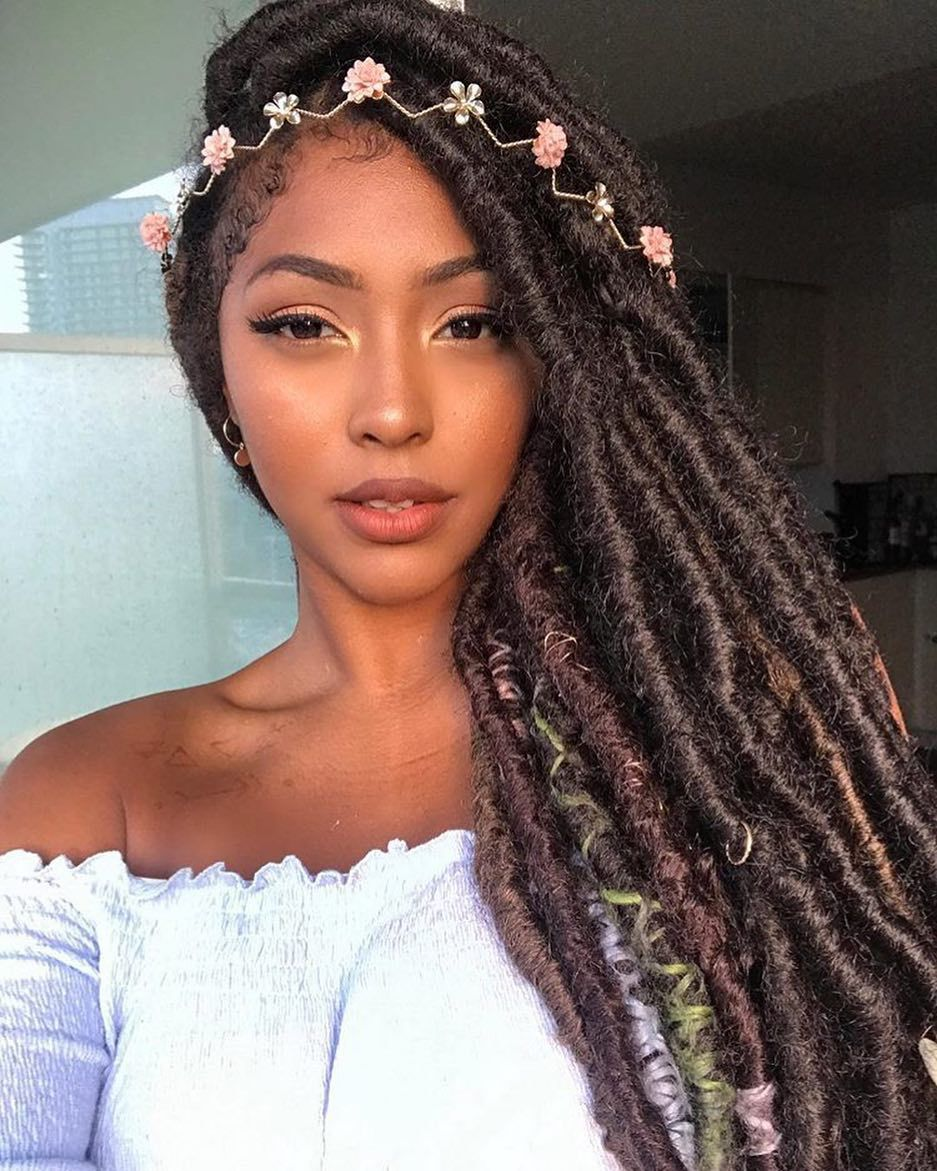 Nice Protective Style Naturalhair Mrs G In 2019 T