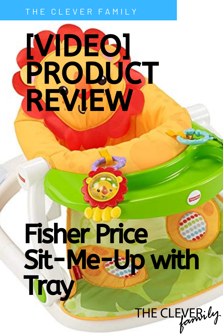 We Used The Sit Me Up Floor Seat Baby Chair Daily From When My