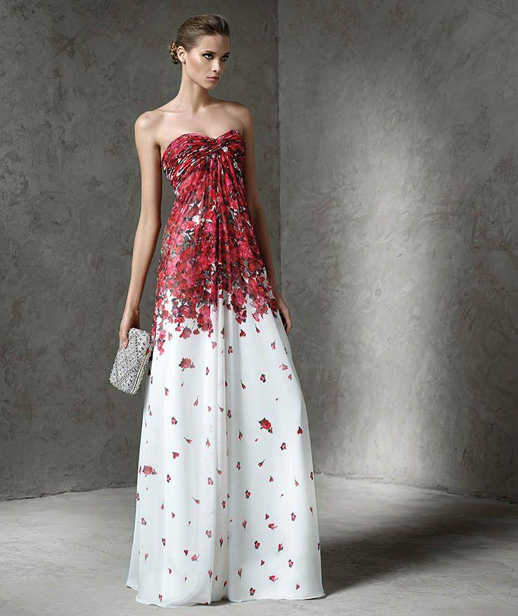 Vestidos largos para boda - descubre las imágenes | Vestidos largos ...