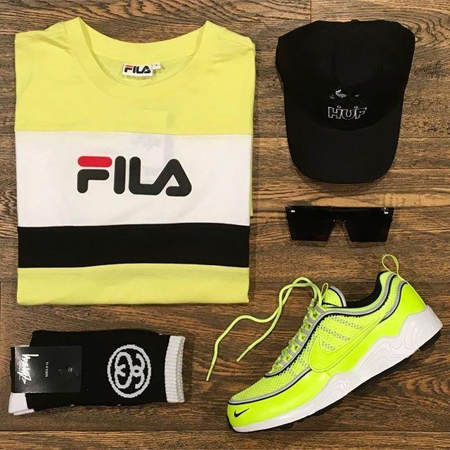 f5b034315888c SALA 2   Featuring  Fila Huf Nike Stussy   Disponibili in store e online su